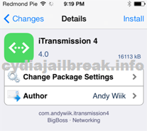 cydia tweak 8