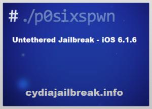 P0sixspwn jailbreak