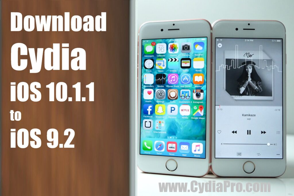 Download Cydia iOS 10.1.1