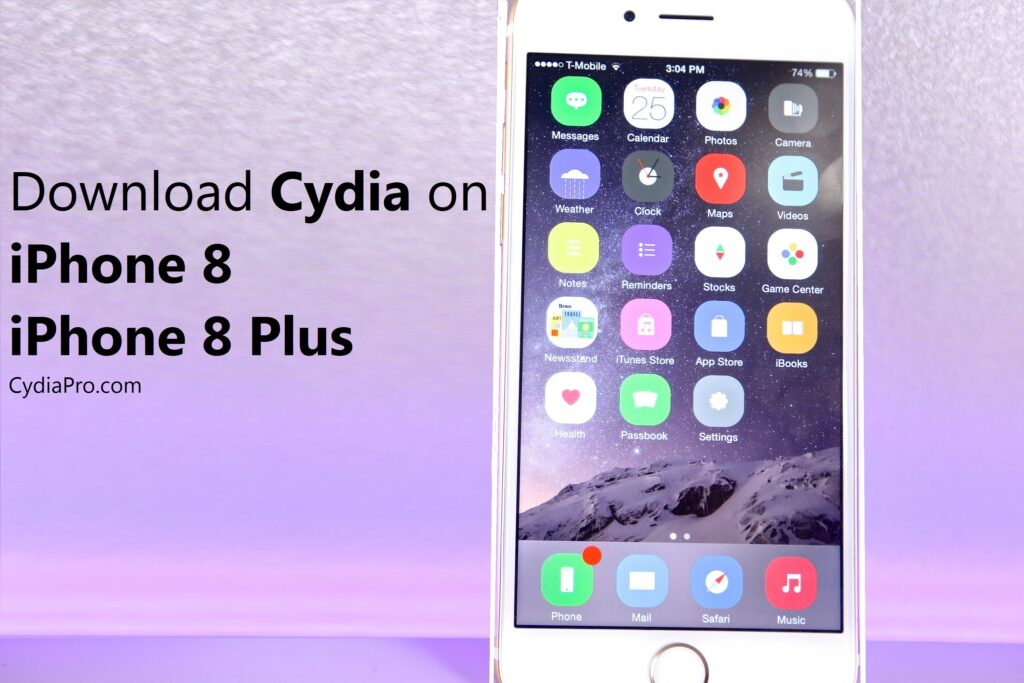 Cydia for iPhone 8
