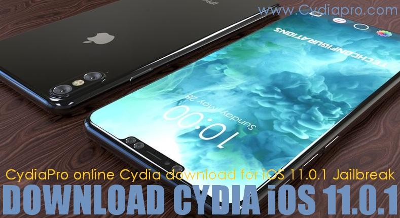 download cydia ios 11.0.1 on iphone 8 jailbreak