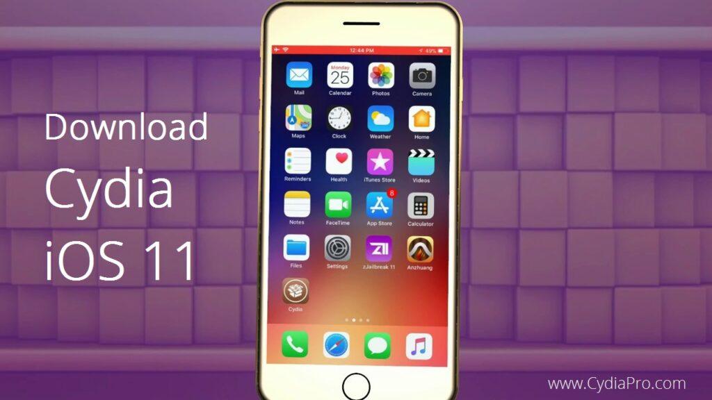 iOS 11.0.2 Cydia Installer
