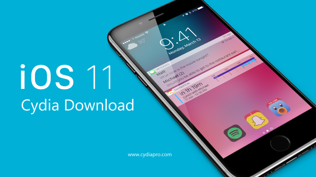 iOS 11.0.3 Cydia Download