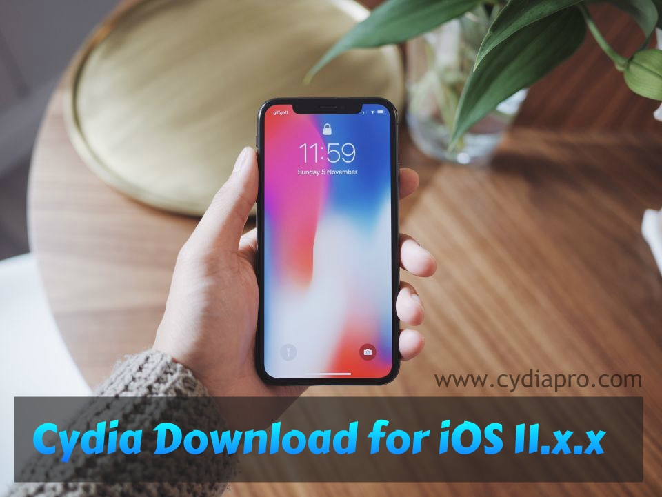 Download Cydia iOS 11.1.1