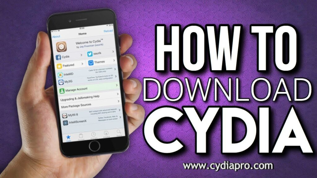 Insall Cydia iOS 11.1.2