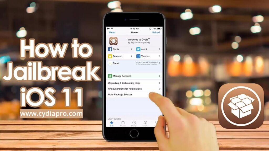 Download Cydia iOS 11.2.1