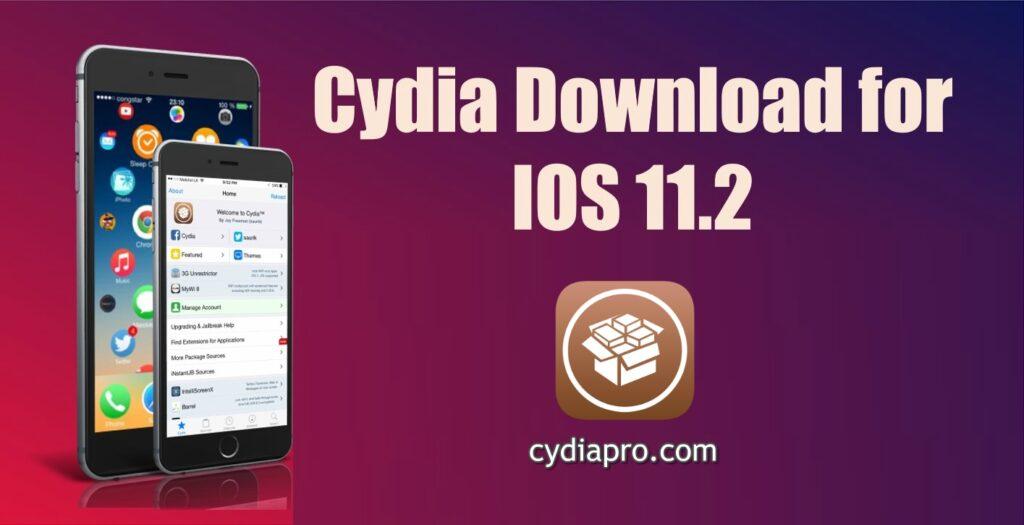 cydia-download ios 11.2