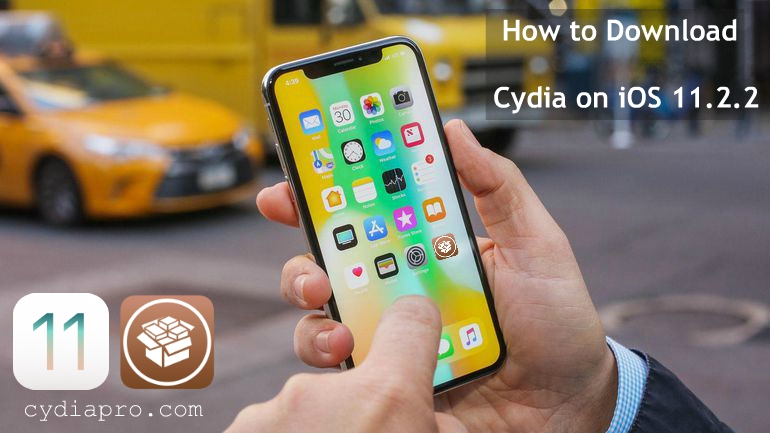Cydia iOS 11.2.2 Jailbreak