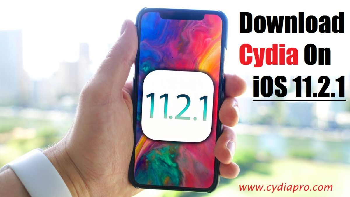 cydia-iOS-11.2.1-download