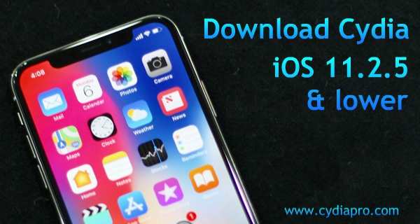 Cydia iOS 11.2.5 Download