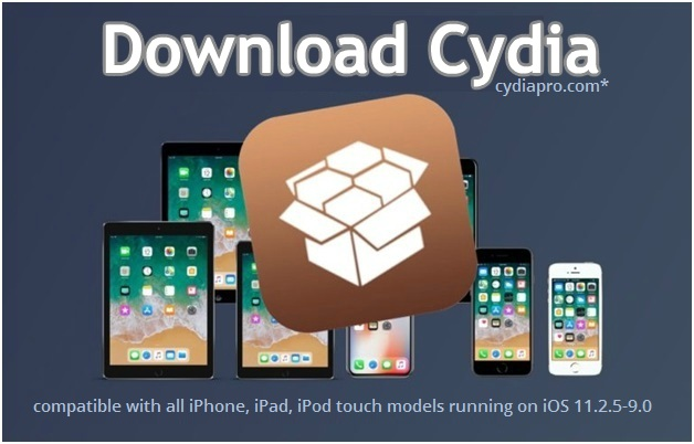 Cydia on iOS 11.2.5