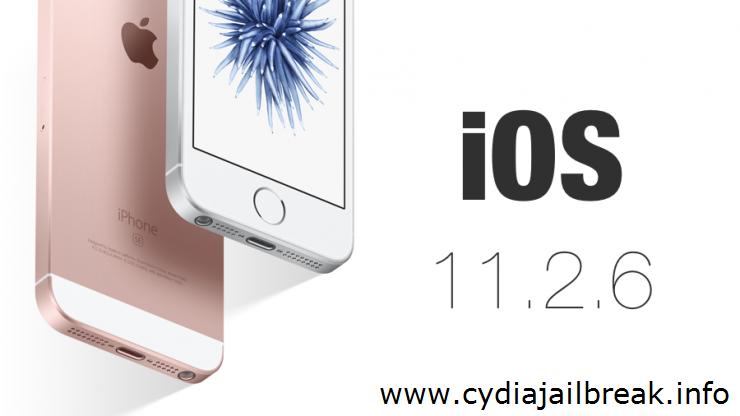 jailbreak ios 11.2.6