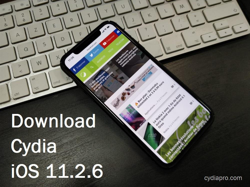 cydiapro ios 11.2.6