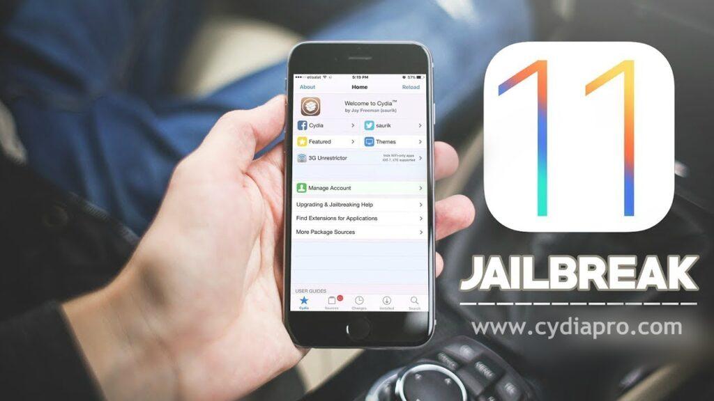 iOS 11.2.6 Cydia Installer