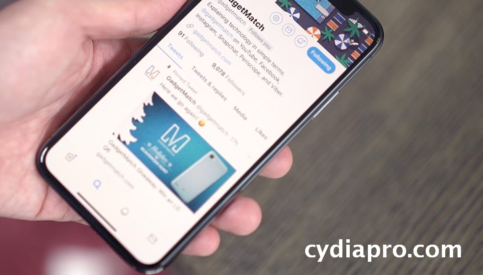 Download Cydia iOS 11.3 - Update