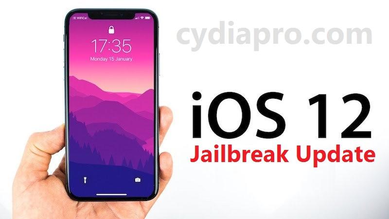 Untethered Jailbreak iOS 12