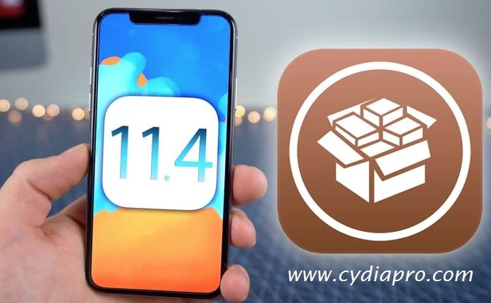 cydiapro cydia iOS 11.4