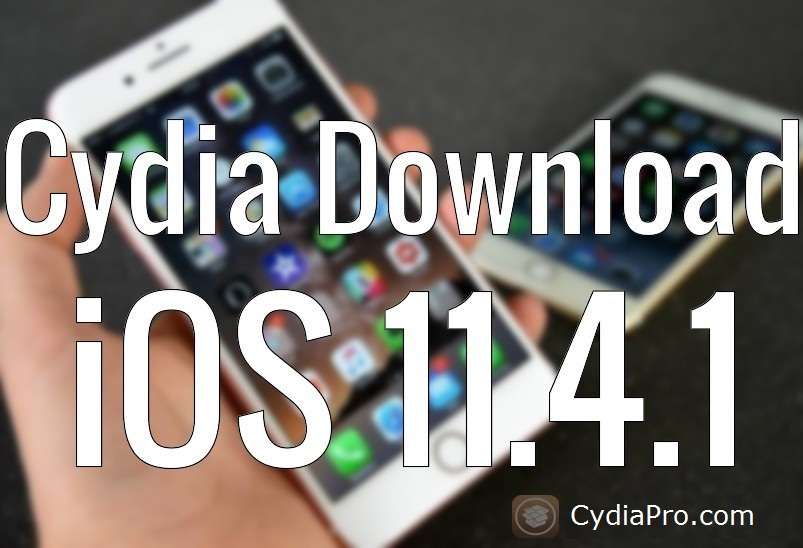 Cydia for iOS 11.4.1