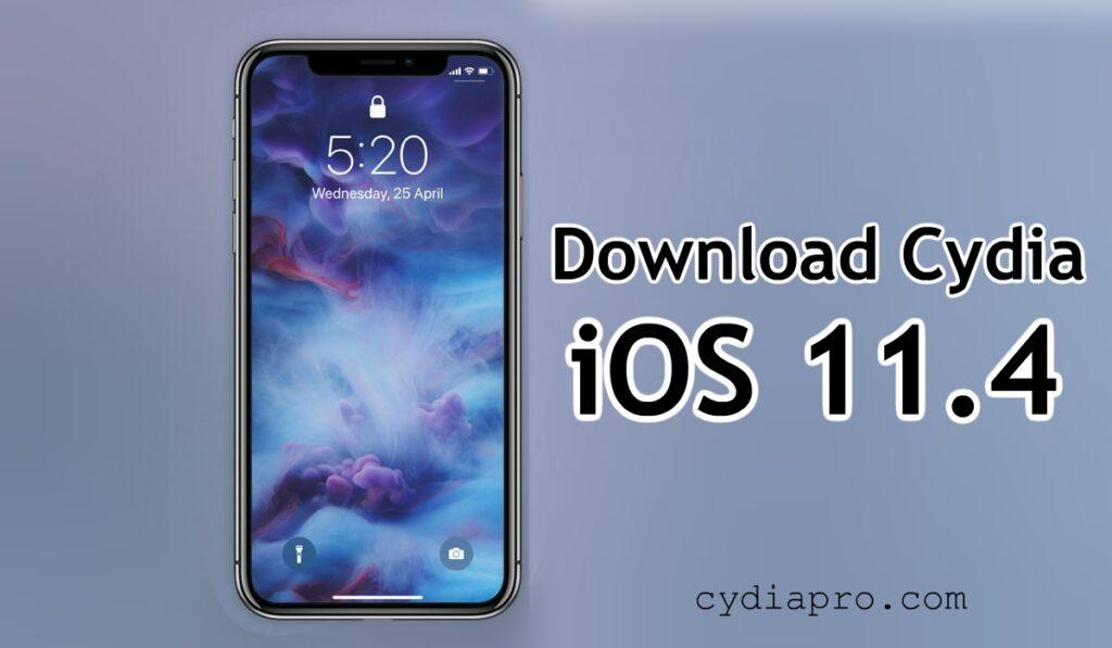 Cydia iOS 11.4.1