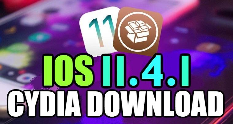 Jailbreak iOS 11.4.1 to Download Cydia