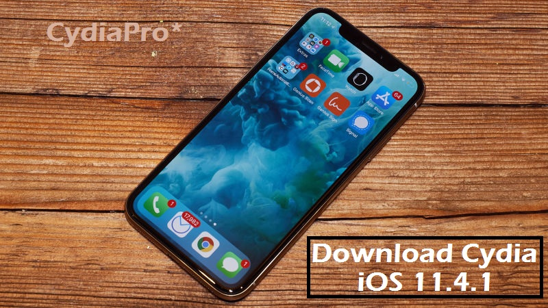 iOS 11.4.1 Cydia