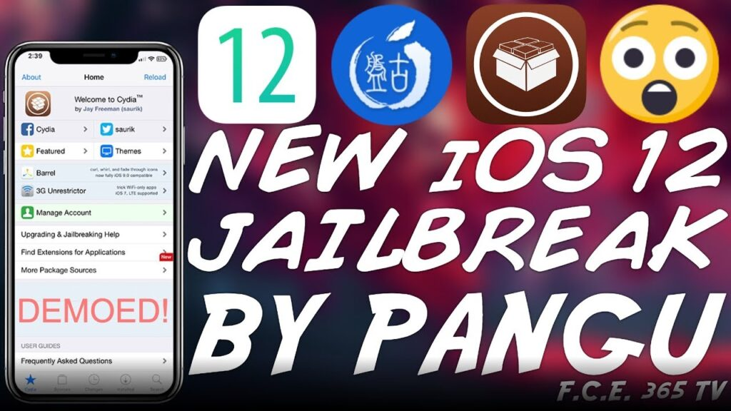Download Cydia on iOS 12 Jailbreak