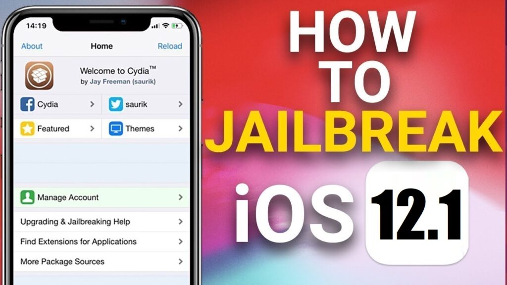 Semi-Jailbreak-ios 12.1