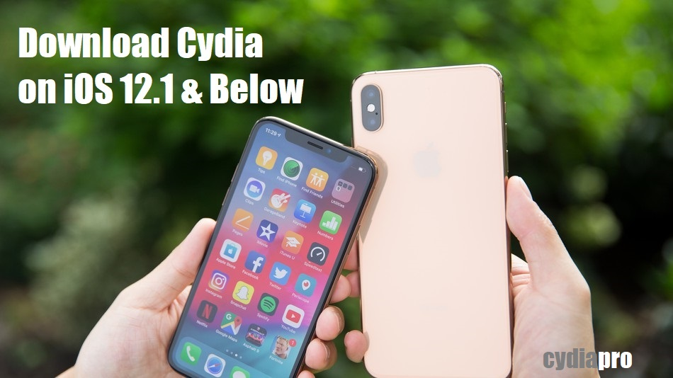 cydia on iOS 12.1