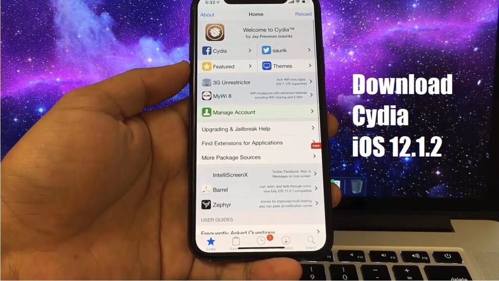 Download Cydia iOS 12.1.2