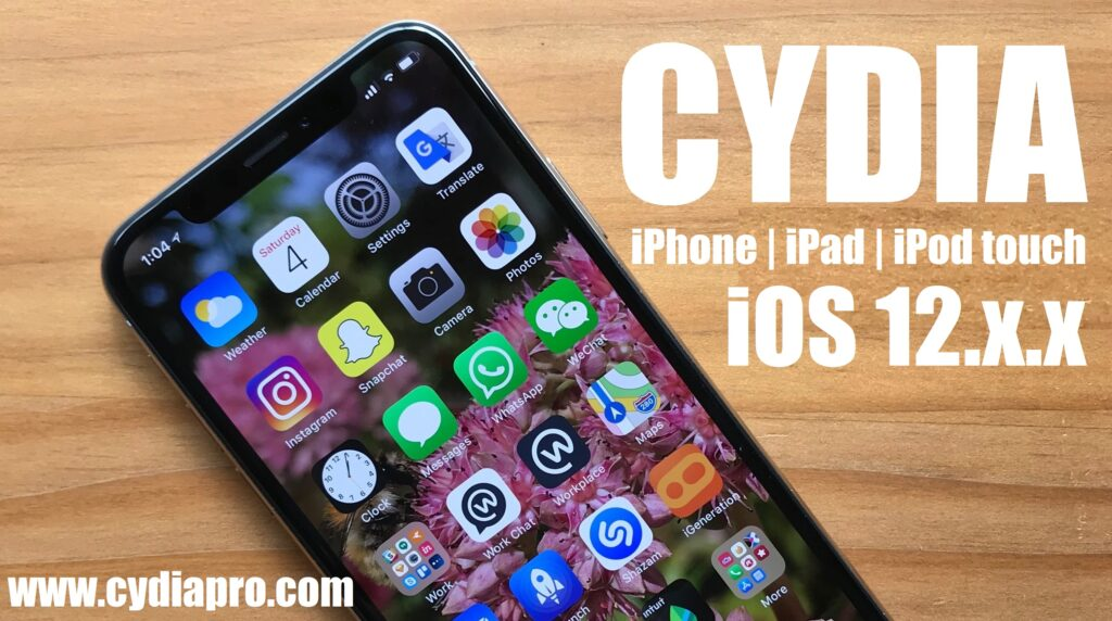 Download Cydia iOS 12.2