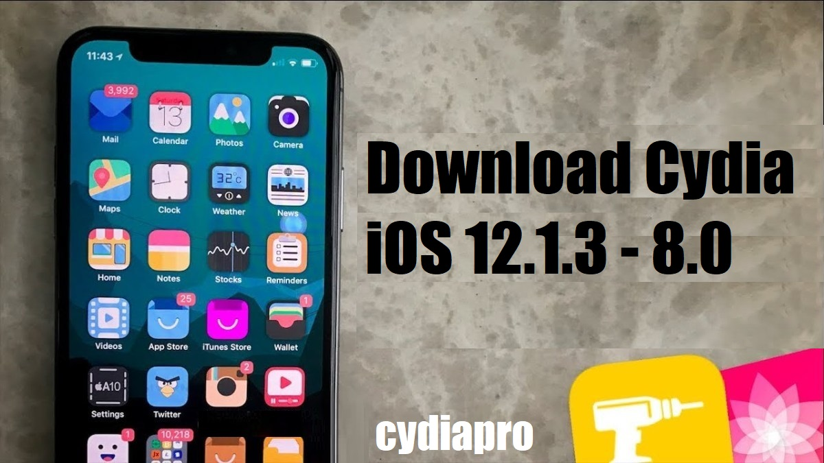 Cydia Download iOS 12.1.3