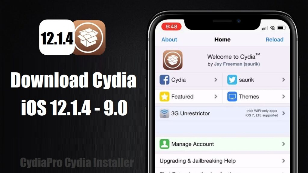Download Cydia iOS 12.1.4