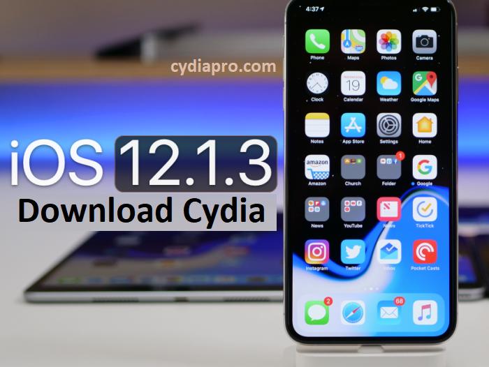 iOS 12.1.3 Cydia Installer