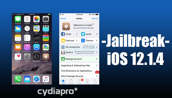 Jailbreak-iOS-12.1.4