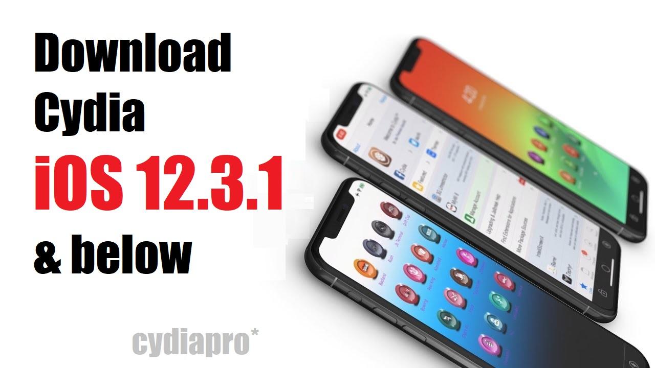Cydiapro iOS 12.3.1 Cydia Installer