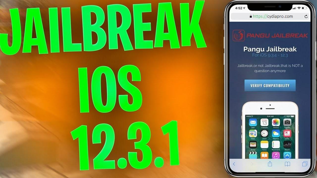 Pangu Jailbreak iOS 12.3.1