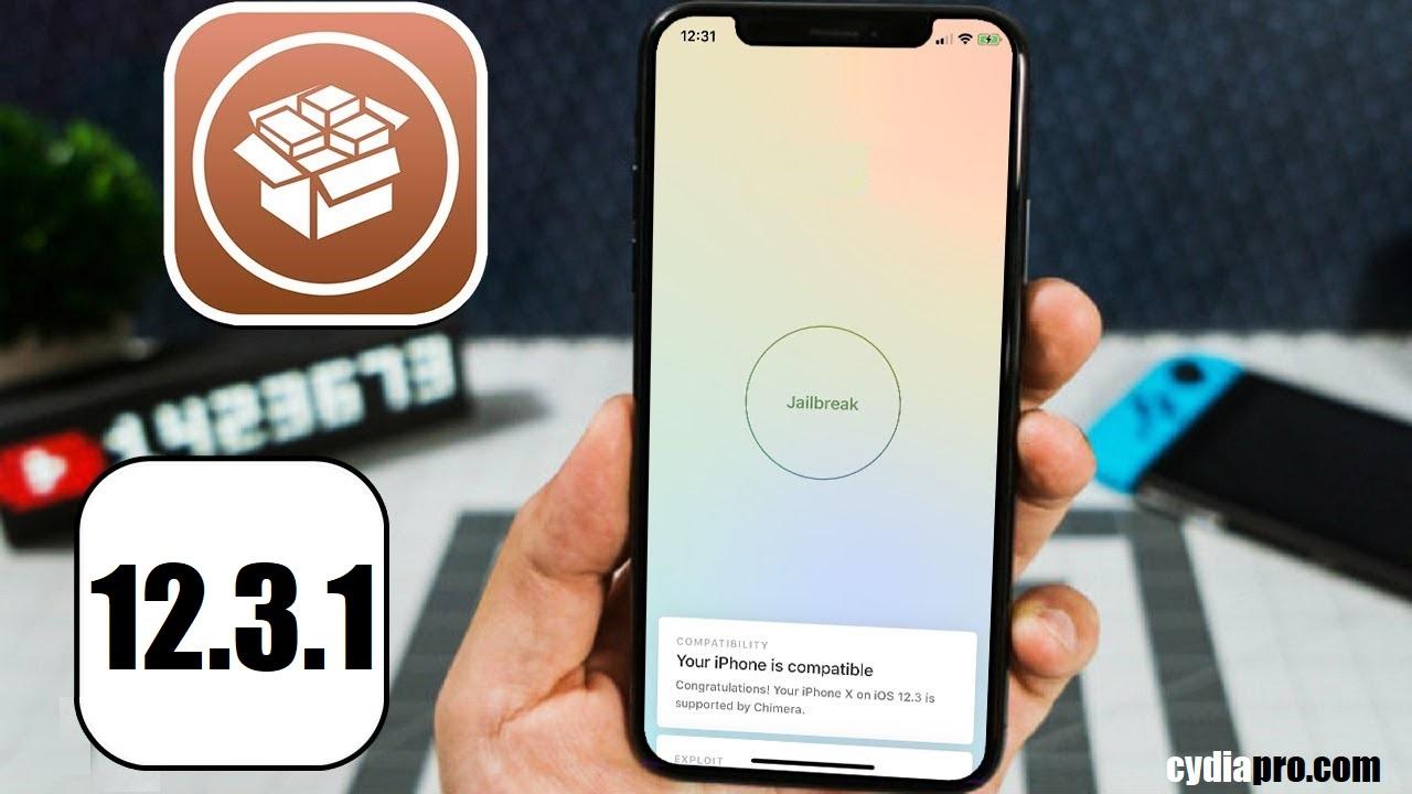 Semi Jailbreak iOS 12.3.1