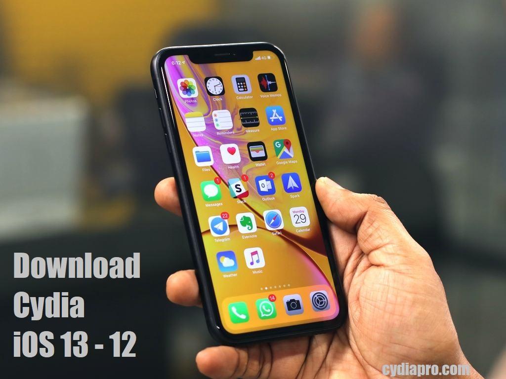 Download Cydia iOS 12.4