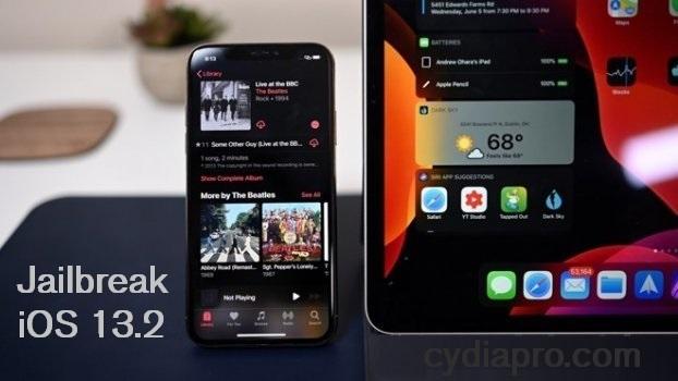 Jailbreak iOS 13.2