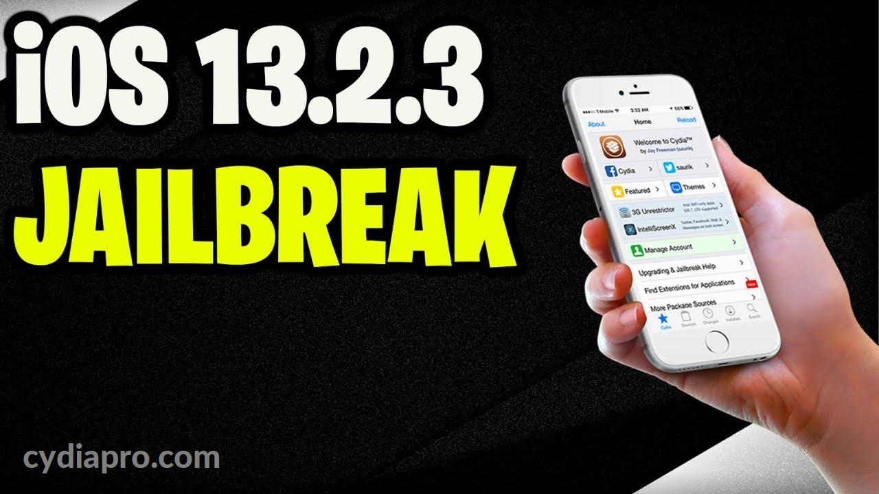 Install Cydia iOS 13.2.3