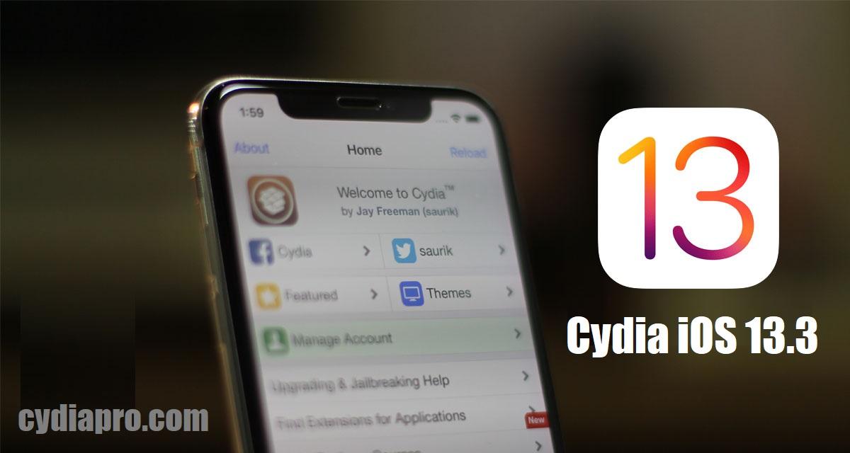 Download Cydia on iOS 13.3