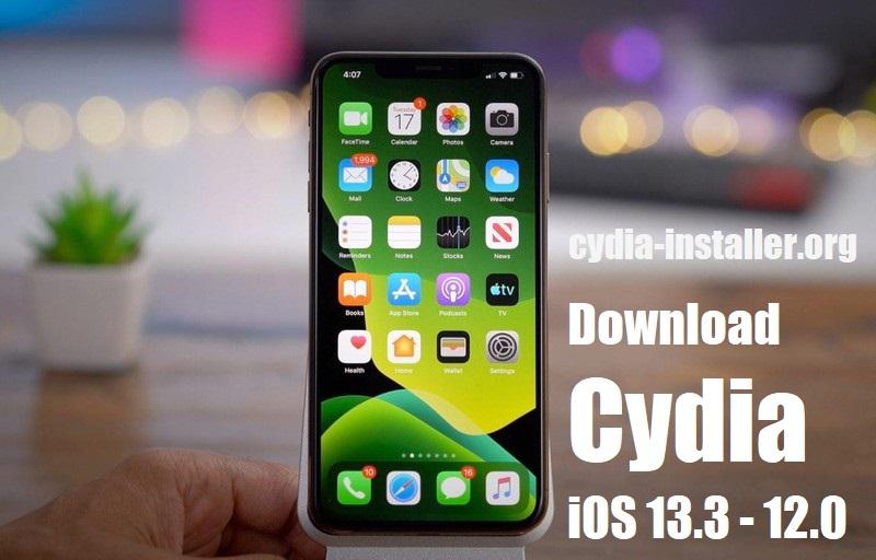 Download Cydia iOS 13.3