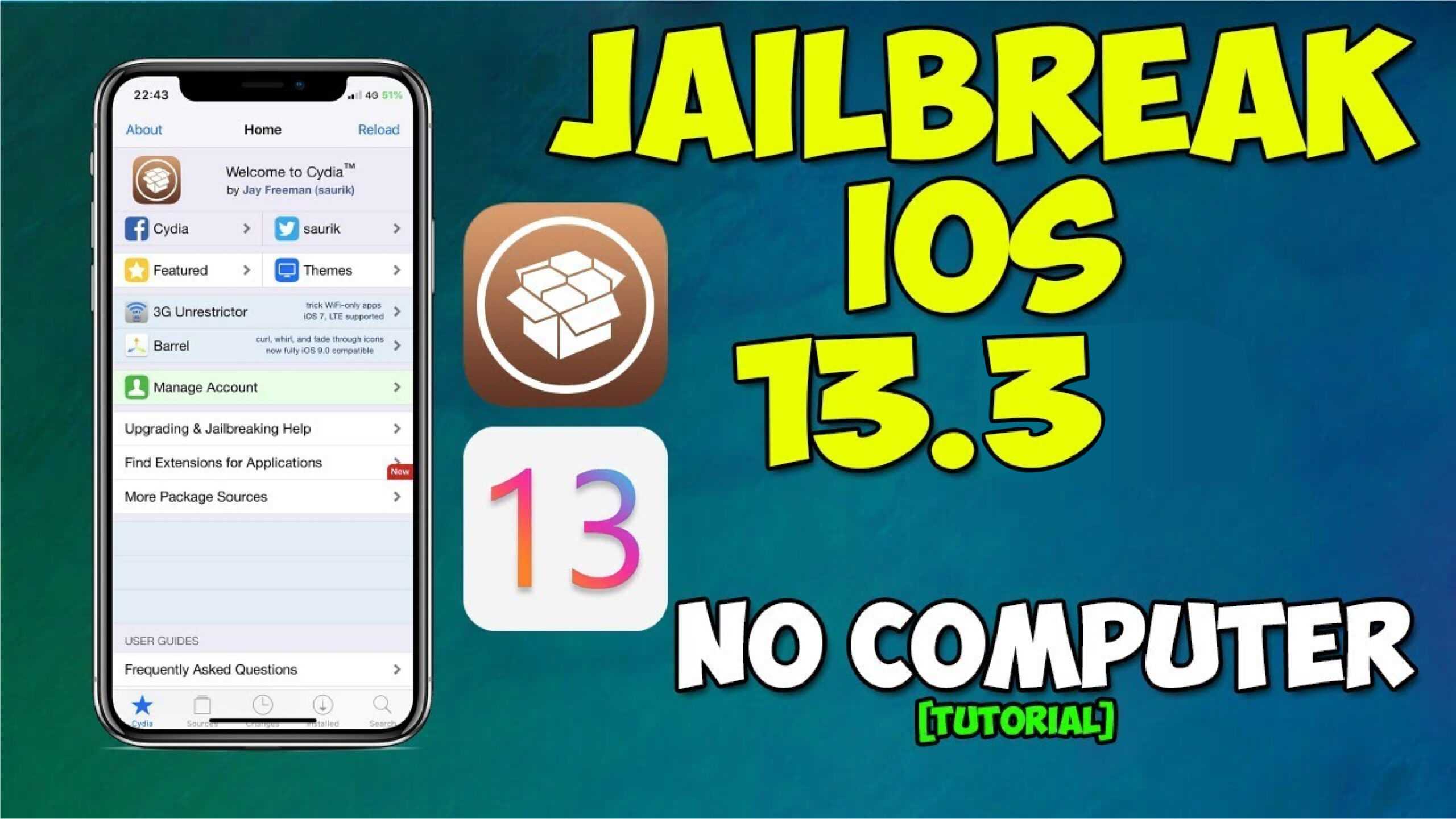 Download Cydia iOS 13.3