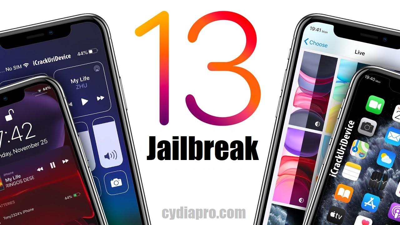 Untethered Jailbreak iOS 13.3