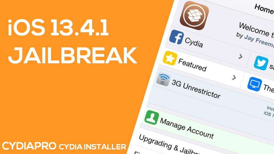 Cydia for iOS 13.4.1