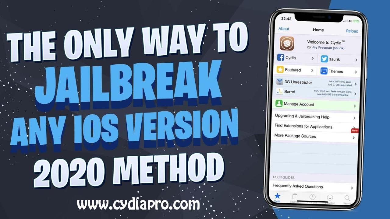 Jailbreak iPhone 11 Pro Max